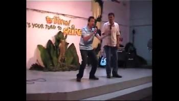 Proclaiming Jesus Love In Philippines