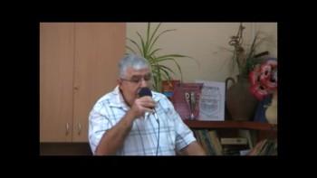 Пастор  Фахри  Тахиров  -  Израел , пред Червеното Море