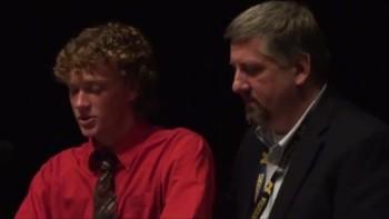 Homecoming Chapel Testimony - Aaron S.