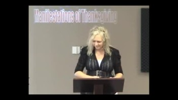 Manifestations of Thanksgiving