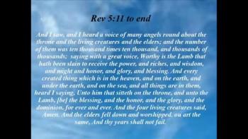 Teaching 3 of 3 - Supreme Deity of Jesus Christ