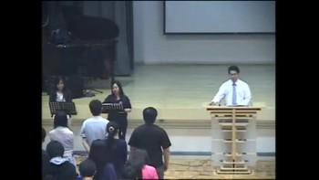 Kei To Mongkok Church Sunday Service 2011.10.02 Part 3/4