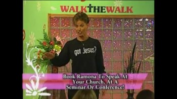 Walk the Walk with Ramona Wink - People Get Ready! Jesus is Coming! -10-19-2011