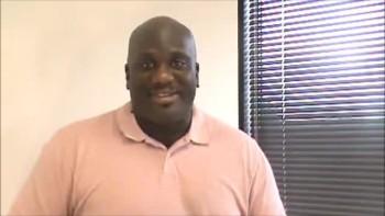 Motivational Speaker- How to take advantage of Opportunity- Kelvin Troy Johnson