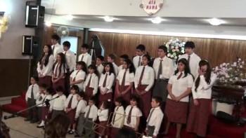 Dia de la Madre. Coro de Niños. 16-10-2011