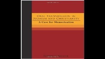 oral transmission chapter 2