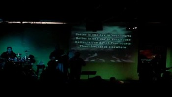 Better is One Day - Matt Redman cover 10-21-11