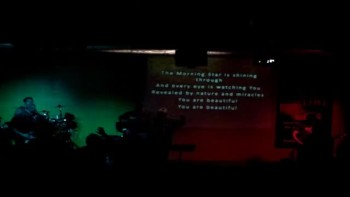 Famous One - Chris Tomlin cover 10-23-11