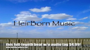 """Christian Rap Beat """"Wrath To Come"""" inst."""