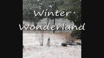 Winter Wonderland by Joe