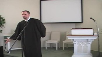 """Sermon: """"Bewitched"""" First OPC Perkasie, PA"""