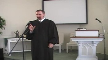 """Sermon: """"Bewitched!"""" Pt 2 First OPC Perkasie"""