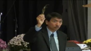 Pastor Preaching - 10312011