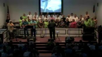 GRBC Choir Yahweh 8-5-11 Men's Conference