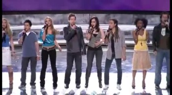 American Idol - Shout to the Lord