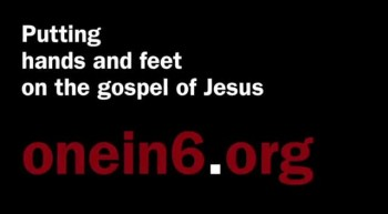 Onein6.org Ministry