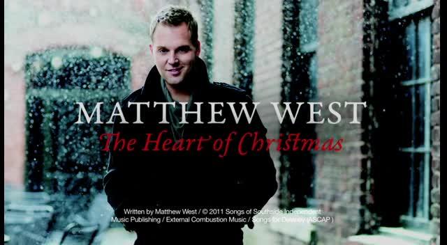 Matthew West The Heart Of Christmas.Matthew West The Heart Of Christmas Christian Music Videos