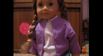 My First American Girl Stopmotion