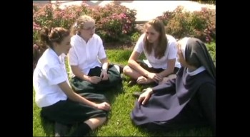 The Sisters Pray and Teach