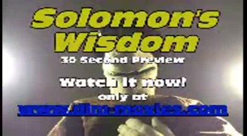 PREVIEW Solomon's Wisdom (DLM Movies)