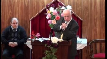 Respetando la Soberania de Dios. Pastor Walter Garcia. 30-10-2011