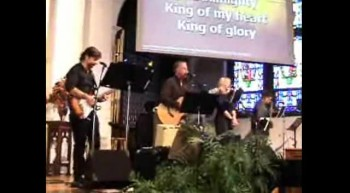 POWER OF YOUR LOVE, WHO IS THIS KING OF GLORY? and NEW HALLELUJAH