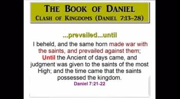 Clash of Kingdoms (Daniel 7:13-28)