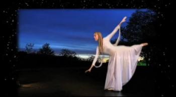 'Midnight Clear' Duet ------ with 'en pointe' Ballet