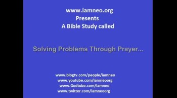 Solving Problems Through Prayer