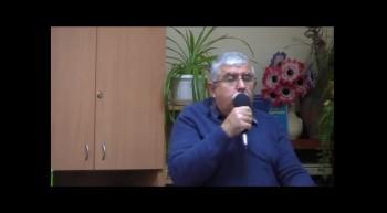 Пастор  Фахри  Тахиров  -  Истинският  Ходатай  пред  Бога