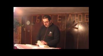 Камбер Камберов - Чистете вътрешното и  всичко ще ви бъде чисто