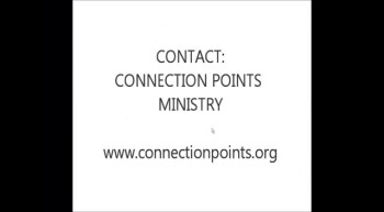 Discipleship-Connection Points Ministry