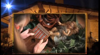 'What Child is This' ------------ on an African 'Kalimba'