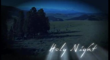 'A Silent Night' ----- with Nature's 'Noel' chimes!