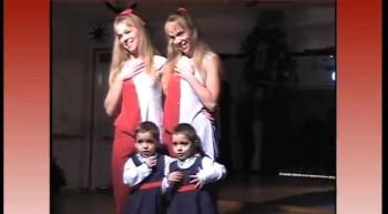 The 'Kris-Mis' Twins ...... Fun- times '4'!