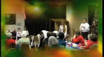 'Dagen Ar Kommen' - Swedish 'Bell' Choir