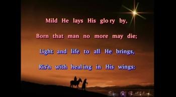 Hark! The Herald Angels Sings