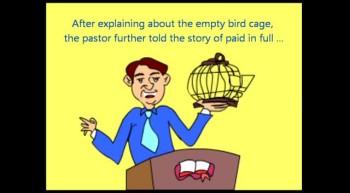 Empty Bird Cage