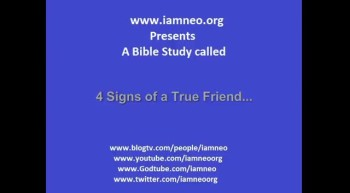 4 Signs of a True Friend