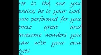 Worship God