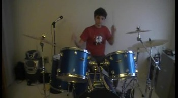 Hold On by Peter Furler Drum Cover