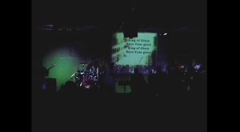 King of Glory - Jesus Culture cover 11-18-11
