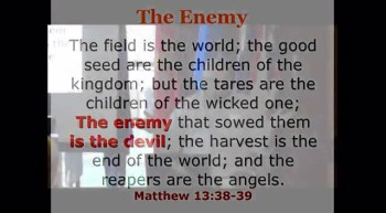 Jesus: The Devil's Enemy (Mark 1:29-34)