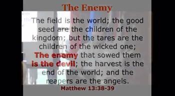 Jesus: The Devil's Enemy (Mark 1:29-34)