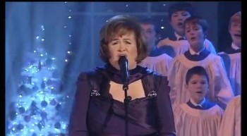 Breathtaking Performance from Susan Boyle O Holy Night