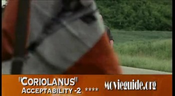 CORIOLANUS review