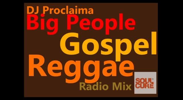 Reggae Gospel - Big People Gospel Reggae Mix - Christian Music Videos