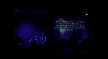 Mighty Breath of God - Jesus Culture cover 11-27-11