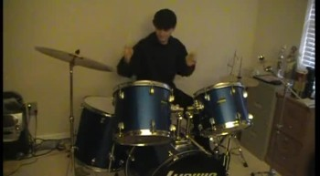 Redeemer by Kutless Drum cover
