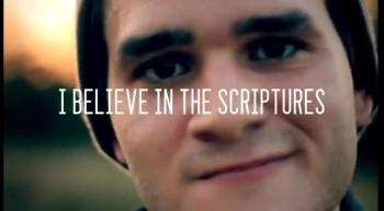 David Bowden - I Belive in Scripture